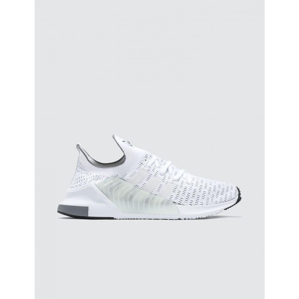 アディダス Adidas Originals メンズ スニーカー シューズ・靴【Climacool 02/17 Primeknit】White/grey Three