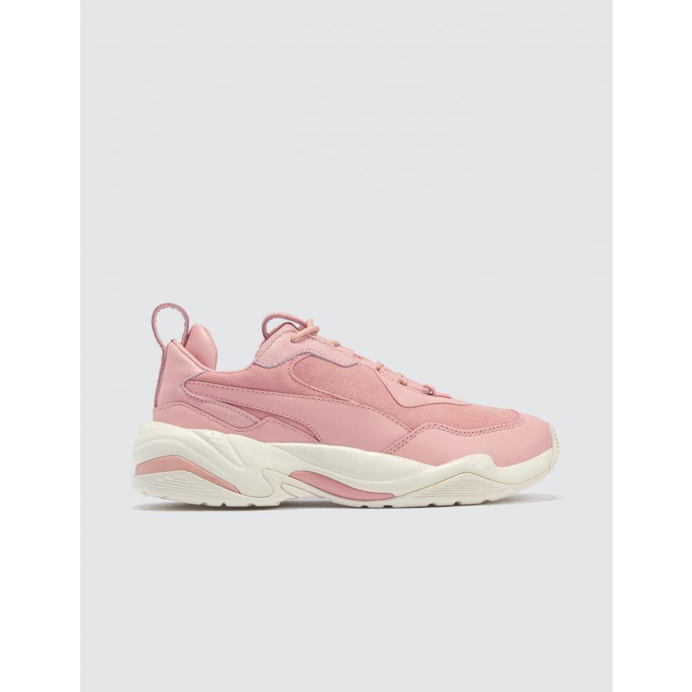 プーマ Puma レディース スニーカー シューズ・靴【Thunder Fire Rose W's】Rose Pink