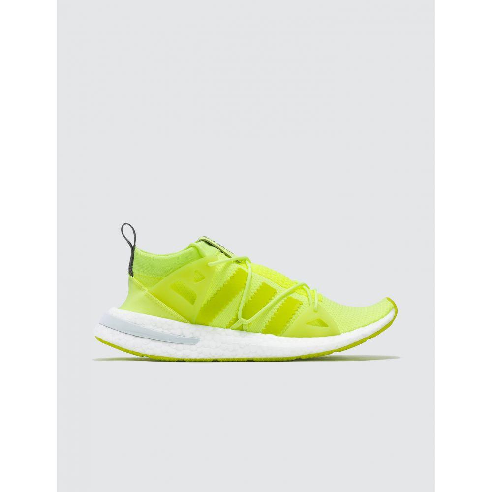 アディダス Adidas Originals レディース スニーカー シューズ・靴【Arkyn W】Yellow