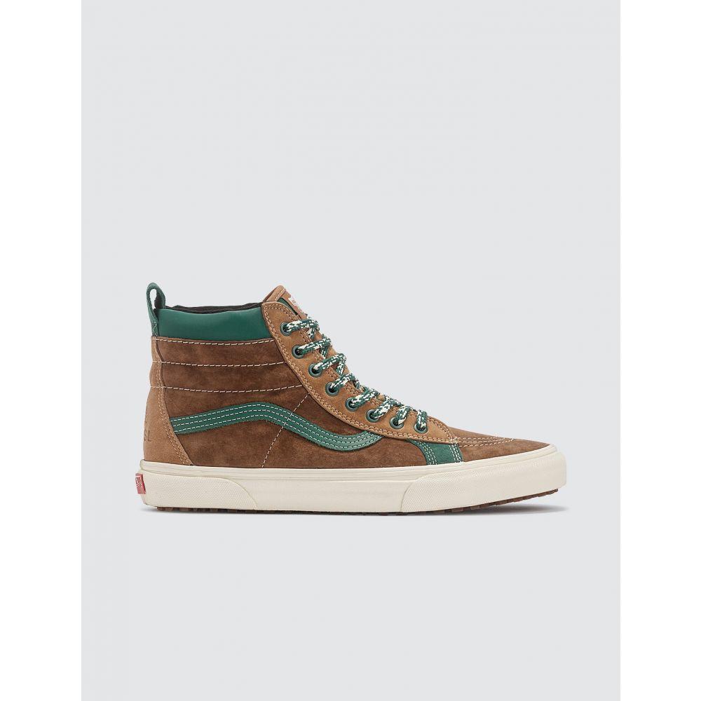 ヴァンズ Vans メンズ スニーカー シューズ・靴【Sk8-hi】Pine/Green