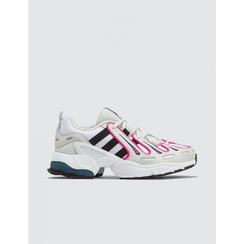 アディダス Adidas Originals レディース スニーカー シューズ・靴【EQT Gazelle】White/Black/Shock Pink