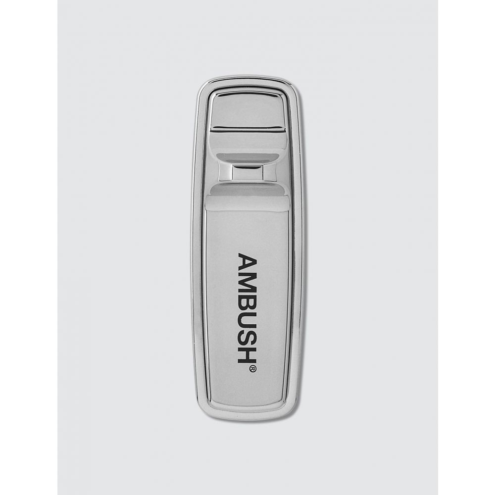 アンブッシュ Ambush メンズ ラペルピン 【Security Tag Pin】Silver