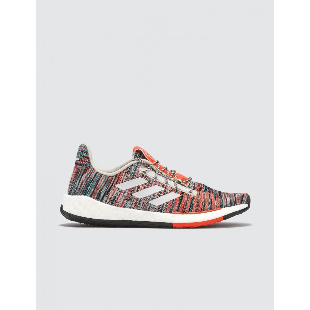 アディダス Adidas Originals メンズ スニーカー シューズ・靴【Missoni x adidas Consortium PulseBoost HD】Red/Multicolor