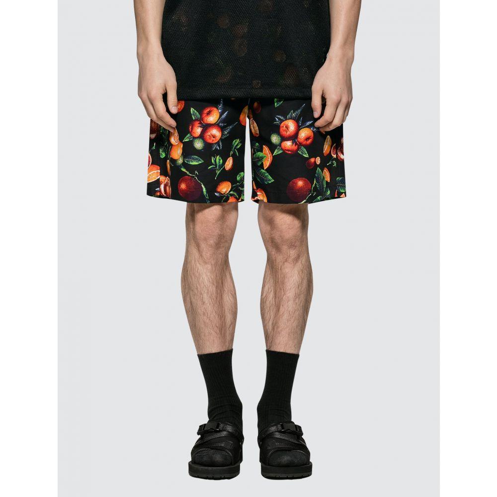 エムエスジーエム MSGM メンズ ショートパンツ ボトムス・パンツ【Orchard Print Shorts】Multicolor/Black