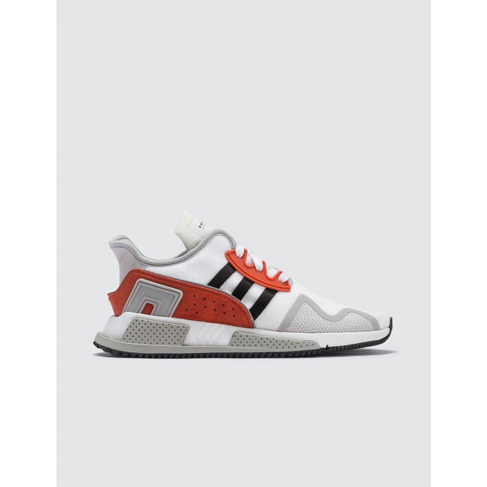 アディダス Adidas Originals レディース スニーカー シューズ・靴【EQT Cushion Adv】White