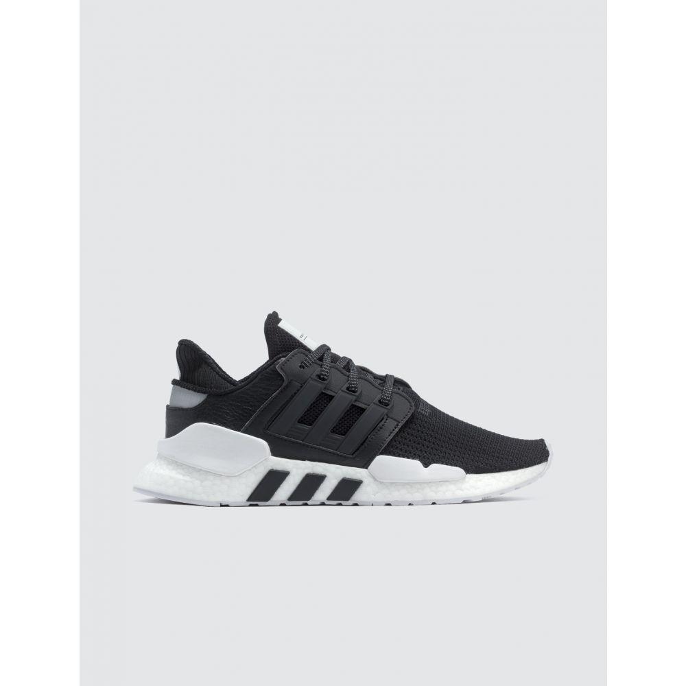 アディダス Adidas Originals メンズ スニーカー シューズ・靴【EQT Support 91/18】Core Black/white