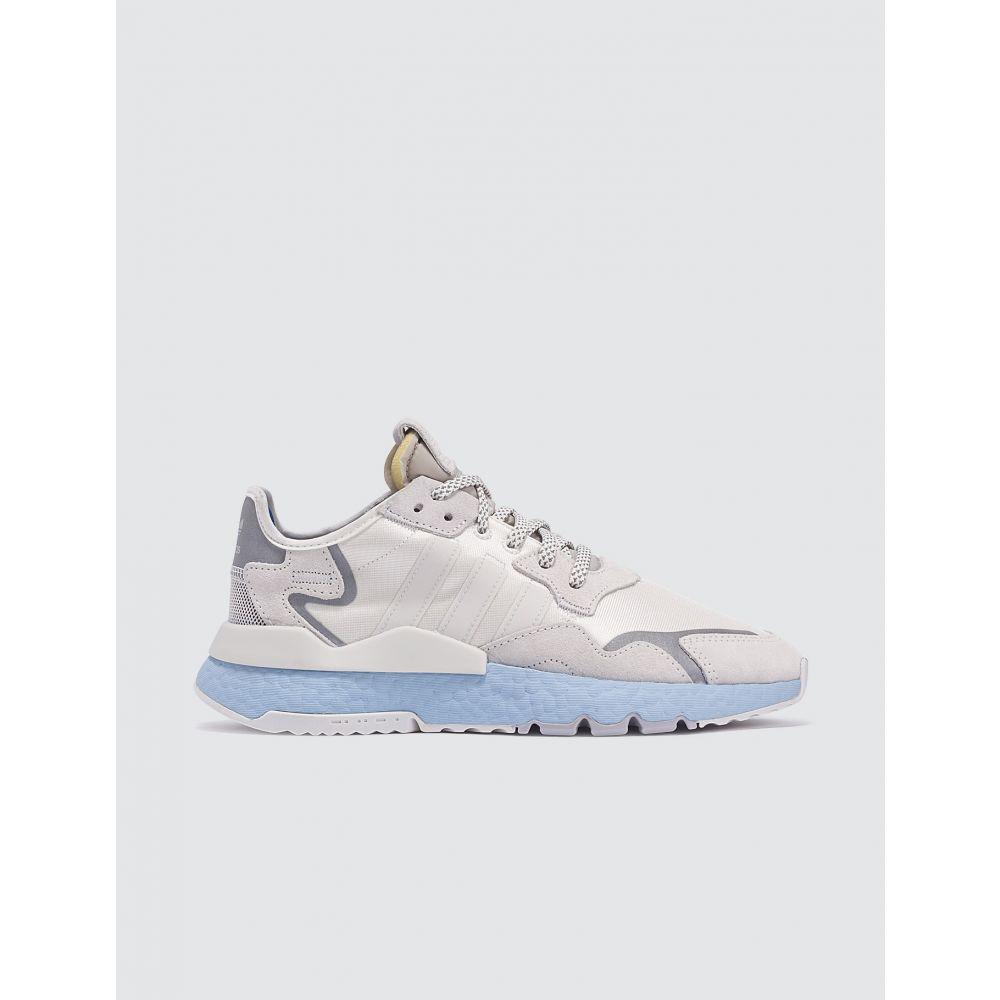 アディダス Adidas Originals レディース スニーカー シューズ・靴【Nite Jogger】Grey