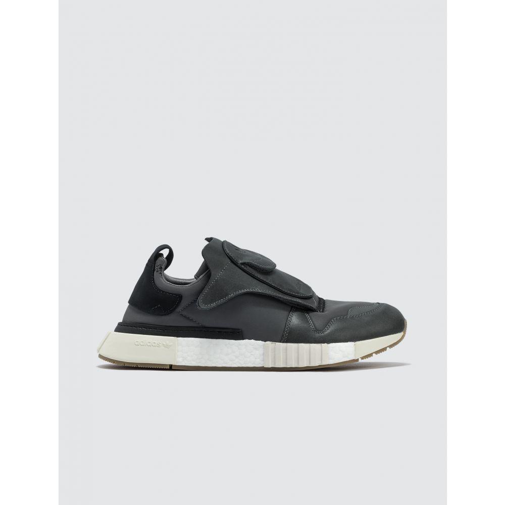アディダス Adidas Originals メンズ スニーカー シューズ・靴【Futurepacer】Grey/Ash Grey/Carbon