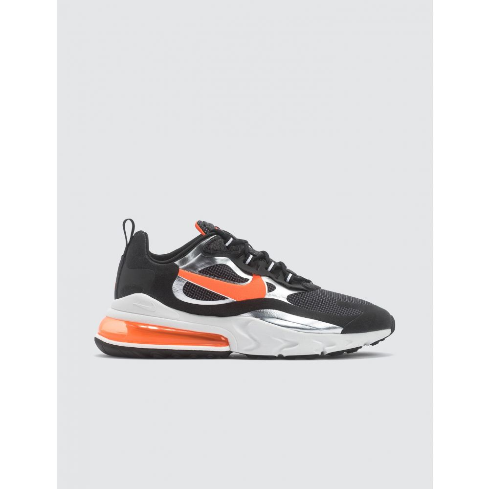 ナイキ Nike メンズ スニーカー エアマックス 270 シューズ・靴【Air Max 270 React】Black/Orange