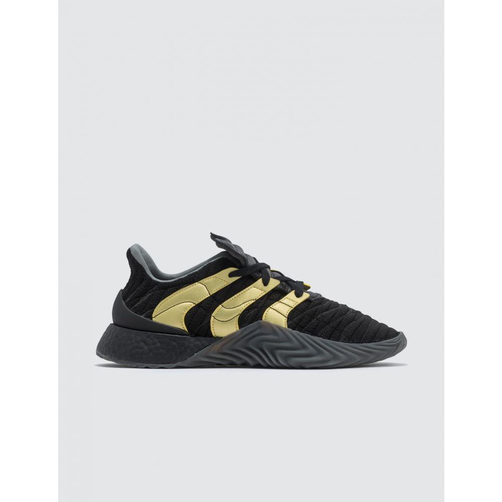アディダス Adidas Originals メンズ スニーカー シューズ・靴【Sobakov Boost Sneaker】Black And Gold