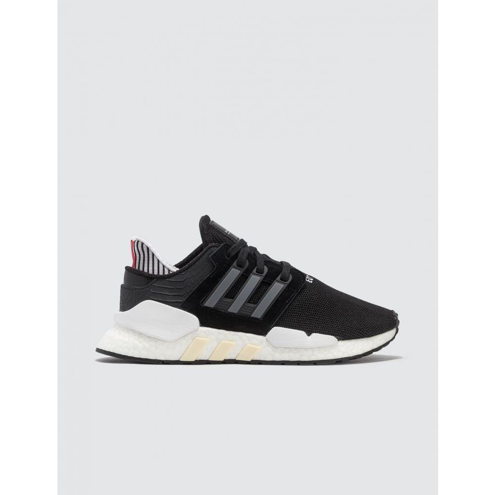 アディダス Adidas Originals レディース スニーカー シューズ・靴【Eqt Support 91/18 W】Core Black/grey Five/ecru Tint S