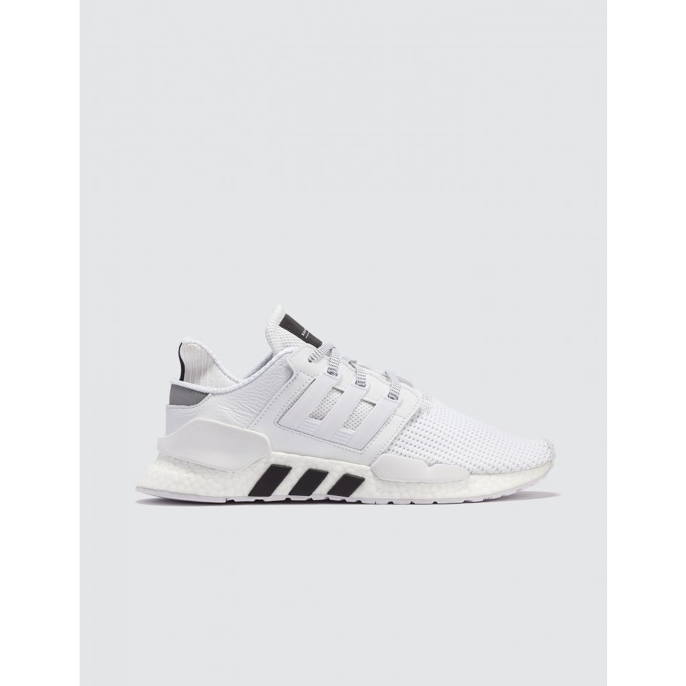 アディダス Adidas Originals メンズ スニーカー シューズ・靴【EQT Support 91/18】Cloud White/Core Black