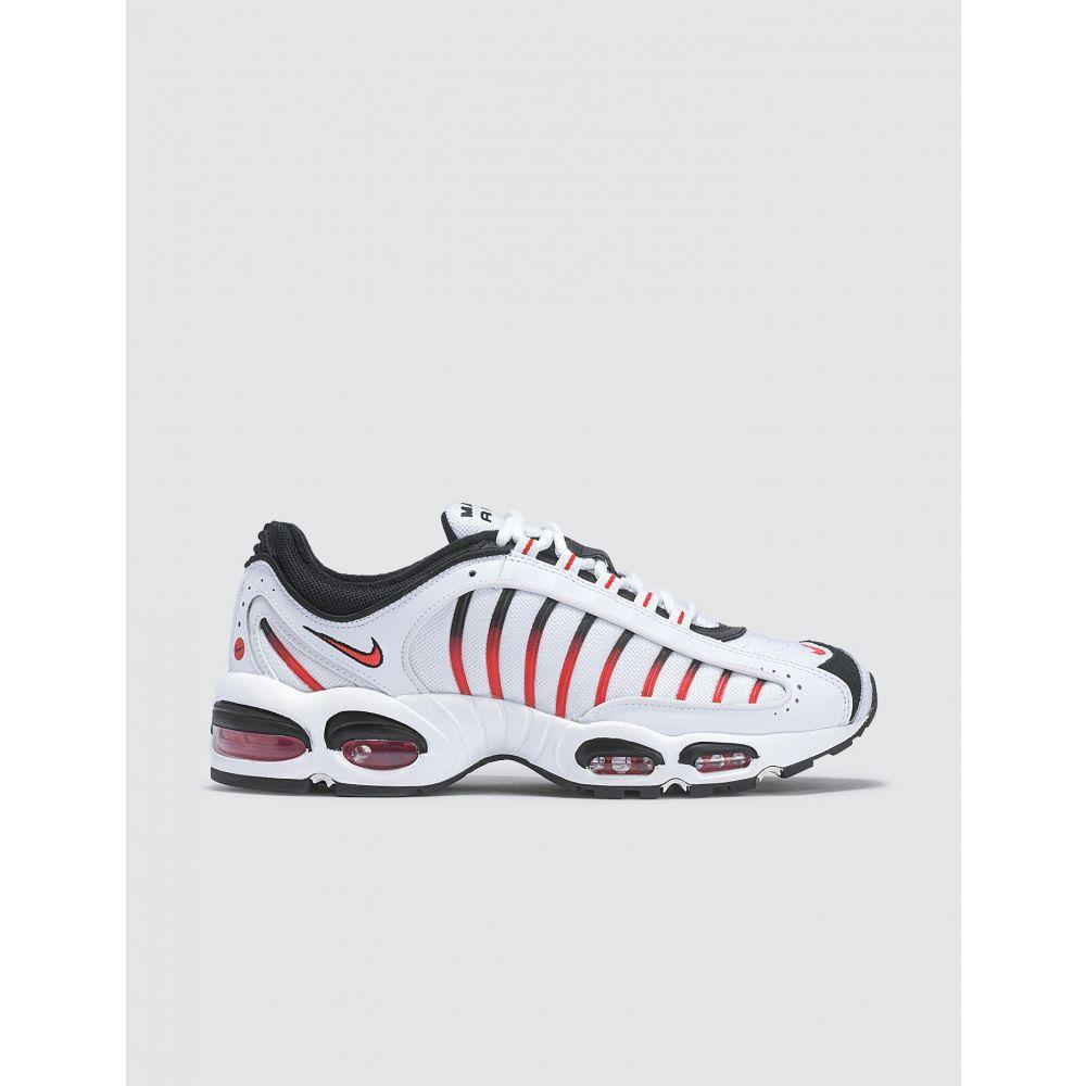 ナイキ Nike メンズ スニーカー シューズ・靴【Air Max Tailwind IV】Black, White, Red