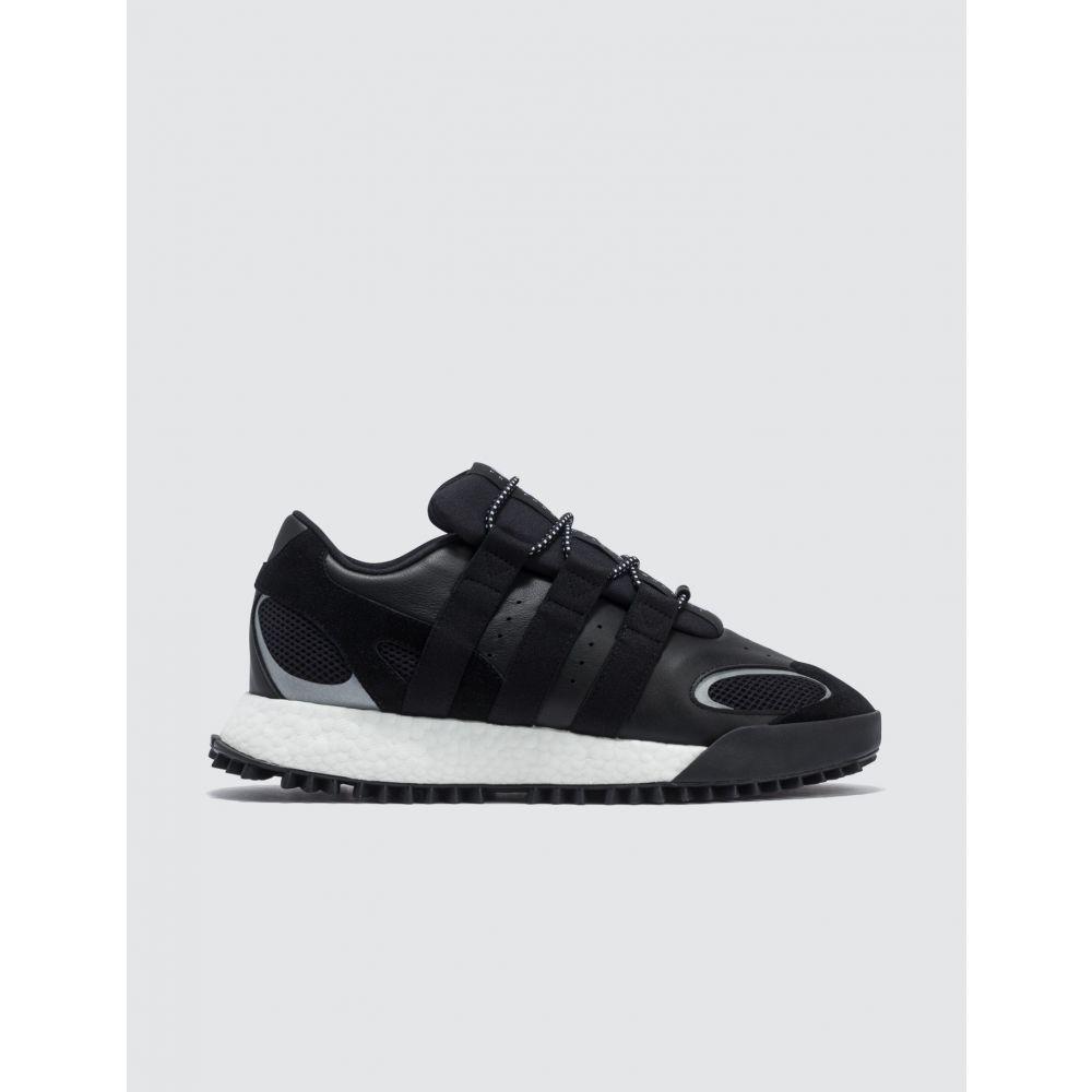 アディダス Adidas Originals メンズ スニーカー シューズ・靴【Alexander Wang x Adidas Wangbody Run】Black