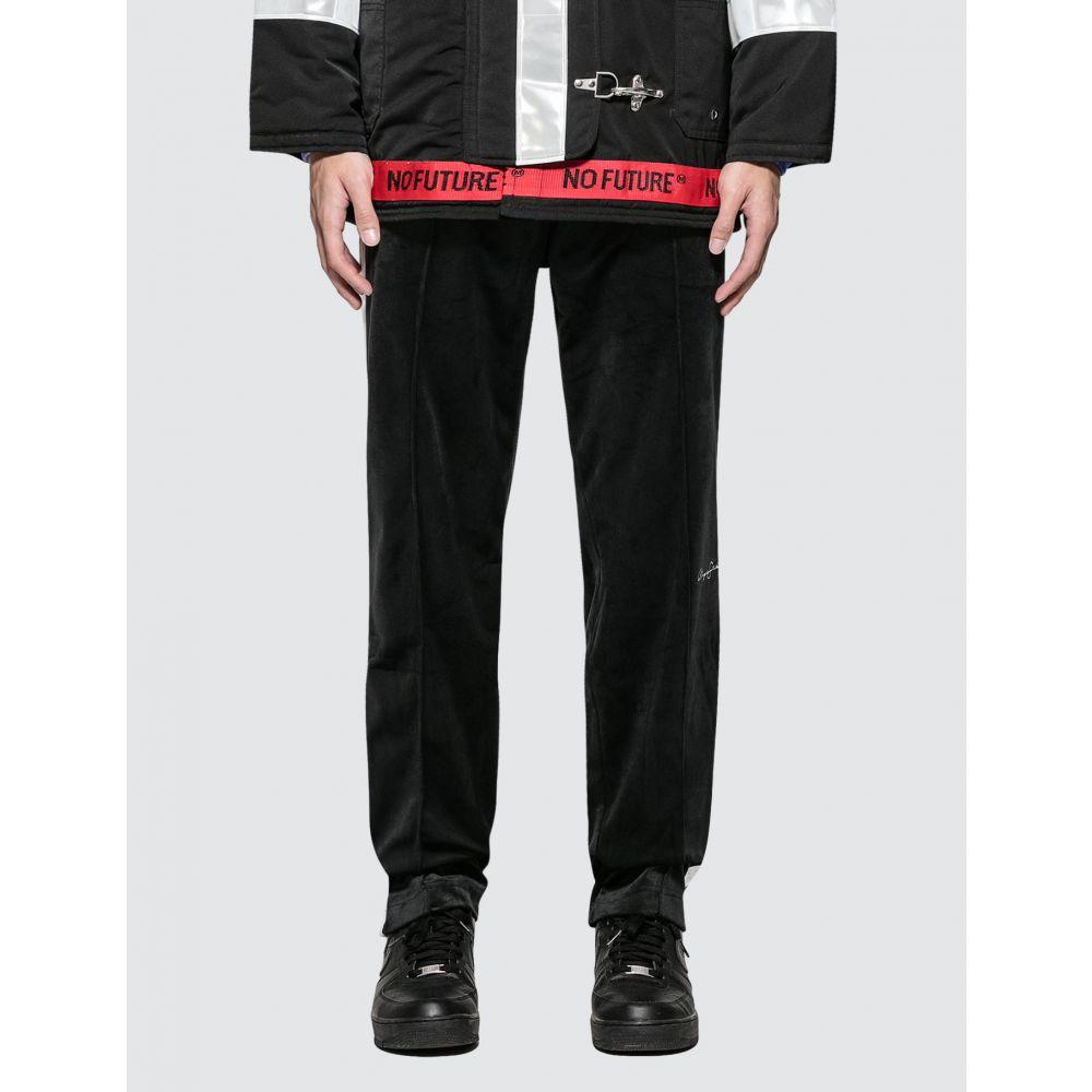マジック スティック Magic Stick メンズ スウェット・ジャージ ボトムス・パンツ【Lux G's Track Pants】Black