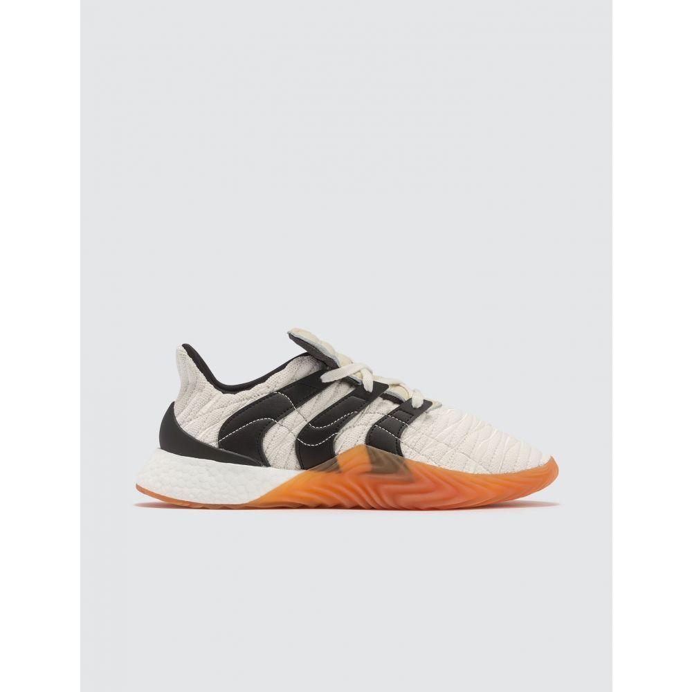 アディダス Adidas Originals メンズ スニーカー シューズ・靴【Sobakov Boost】Black And White