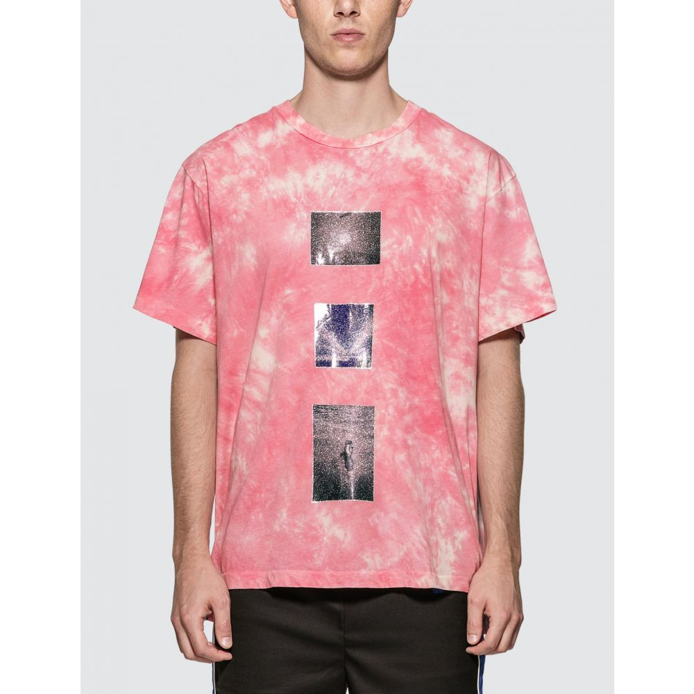 ロスト デイズ Lost Daze メンズ Tシャツ トップス【Triple Tie Dye T-Shirt】Pink
