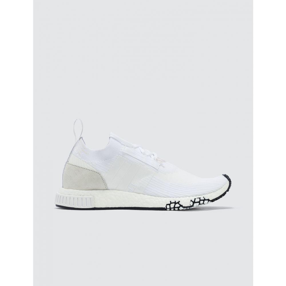 アディダス Adidas Originals メンズ スニーカー シューズ・靴【NMD Racer Primeknit】Triple White