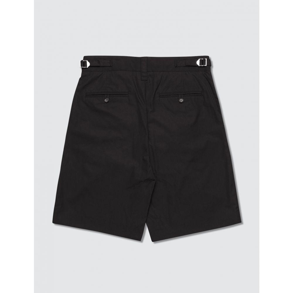 ステラ マッカートニー Stella McCartney メンズ ショートパンツ ワイドパンツ ボトムス・パンツ Wide Leg Dress Shorts BlackBeWrdCox