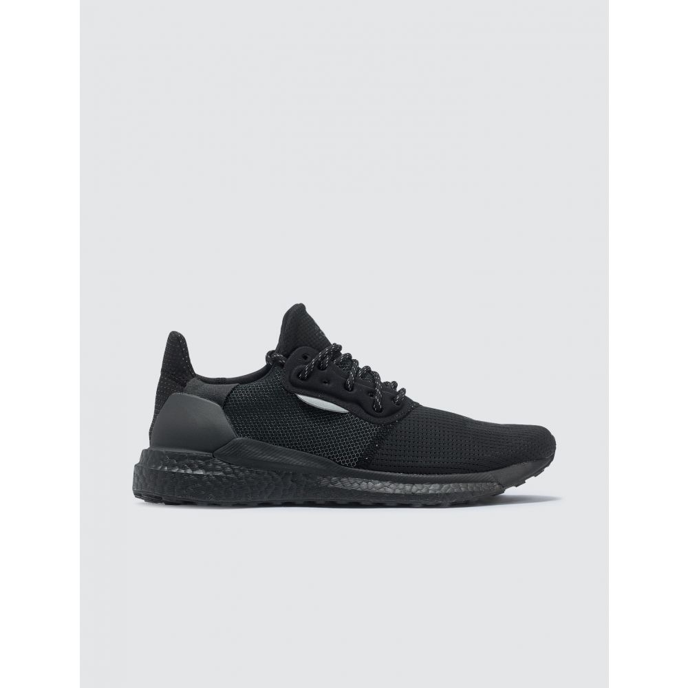 アディダス Adidas Originals メンズ スニーカー シューズ・靴【Adidas x Pharrell Williams Solar Hu PRD】Black