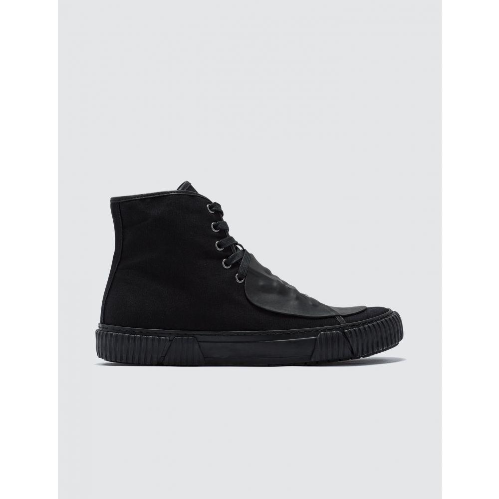 ボース Both メンズ スニーカー シューズ・靴【Rubber Patch High】Black Black