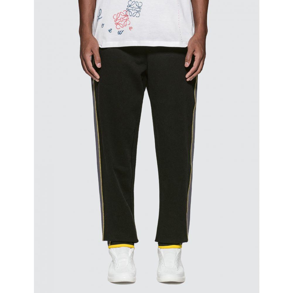 ロエベ Loewe メンズ ボトムス・パンツ 【ELN Fleece Trousers】Black