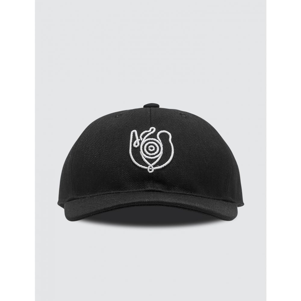 ロエベ Loewe メンズ キャップ 帽子【ELN Cap】Black