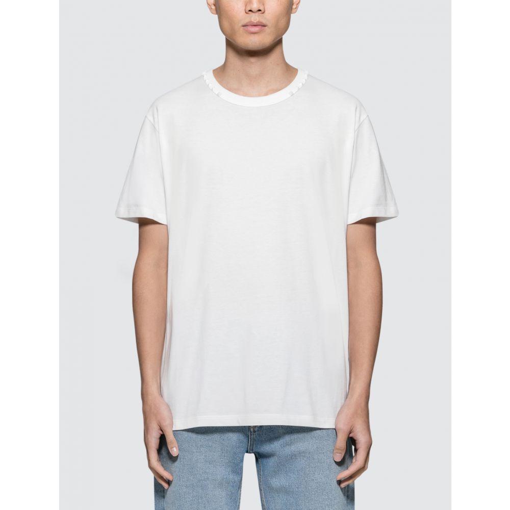 ヴァレンティノ Valentino メンズ Tシャツ トップス【Rock Stud S/S T-Shirt】White