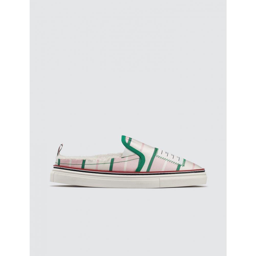 トム ブラウン Thom Browne レディース サンダル・ミュール シューズ・靴【Sneaker Slide】Multicolor