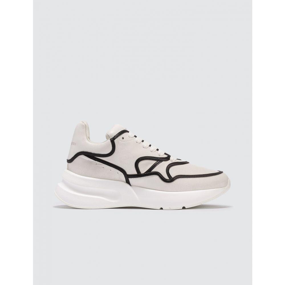 アレキサンダー マックイーン Alexander McQueen メンズ スニーカー チャンキーヒール シューズ・靴【Chunky Sneakers】White