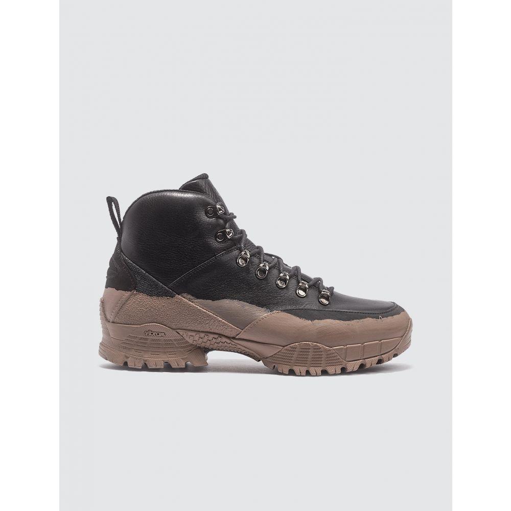 アリクス 1017 ALYX 9SM レディース ブーツ シューズ・靴【x Stussy Hicking Boot】Black/Mud