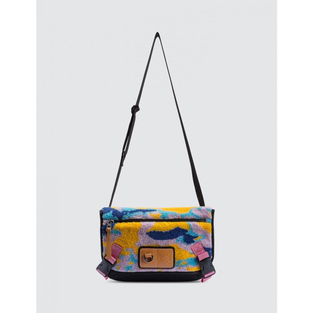 ロエベ Loewe メンズ メッセンジャーバッグ バッグ【ELN Messenger Bag】Multicolor