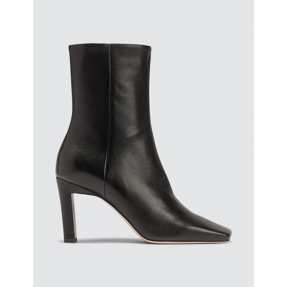 ワンダラー Wandler レディース ブーツ シューズ・靴【Isa Boots】Black