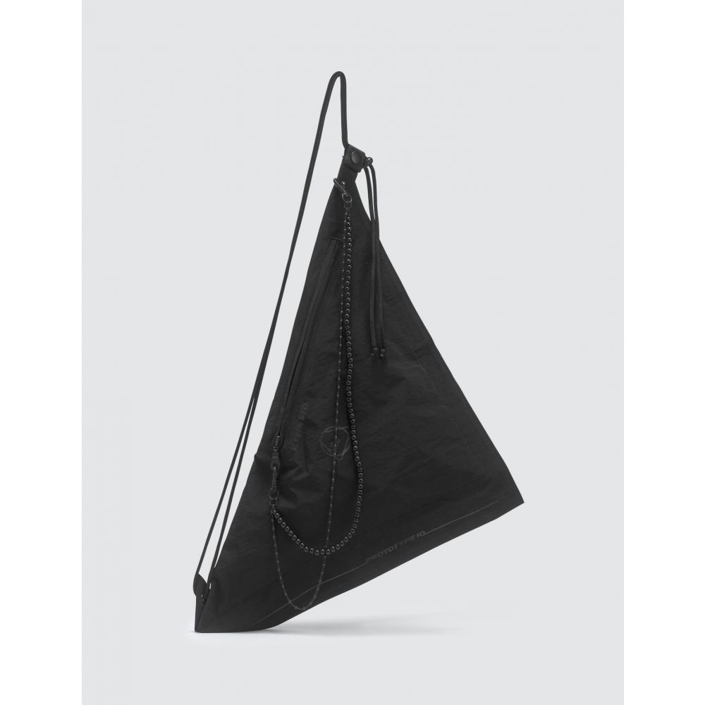 ヘインソ Hyein Seo レディース ボディバッグ・ウエストポーチ バッグ【Scarf Bag】Black