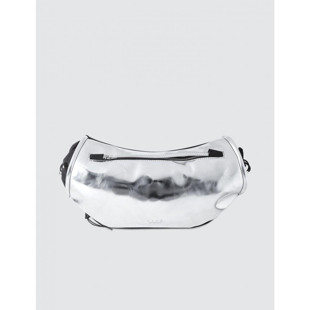 アリクス 1017 ALYX 9SM レディース ボディバッグ・ウエストポーチ バッグ【Handwarmer Bag】Silver