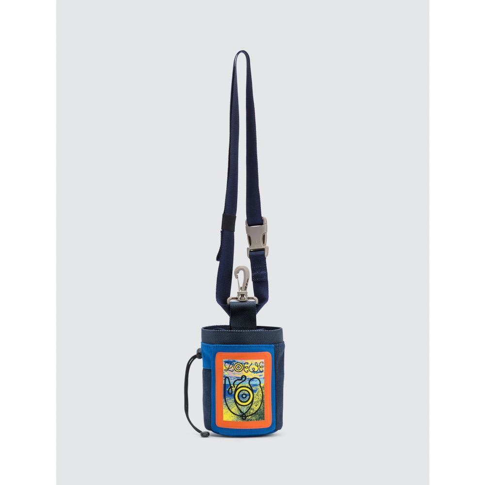 ロエベ Loewe メンズ ショルダーバッグ バッグ【ELN Chalk Bag】Electric Blue/Navy