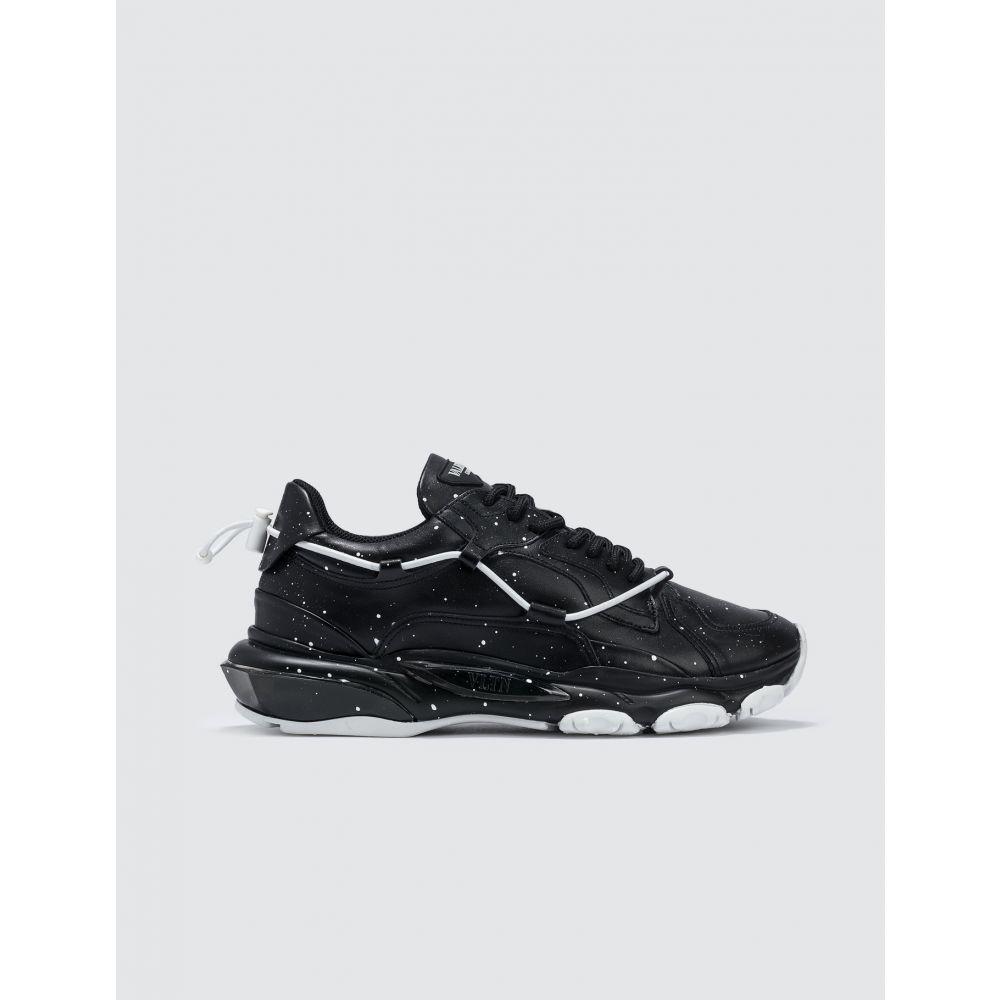 ヴァレンティノ Valentino メンズ スニーカー ローカット シューズ・靴【Garavani Bounce Low Top Sneaker】Black
