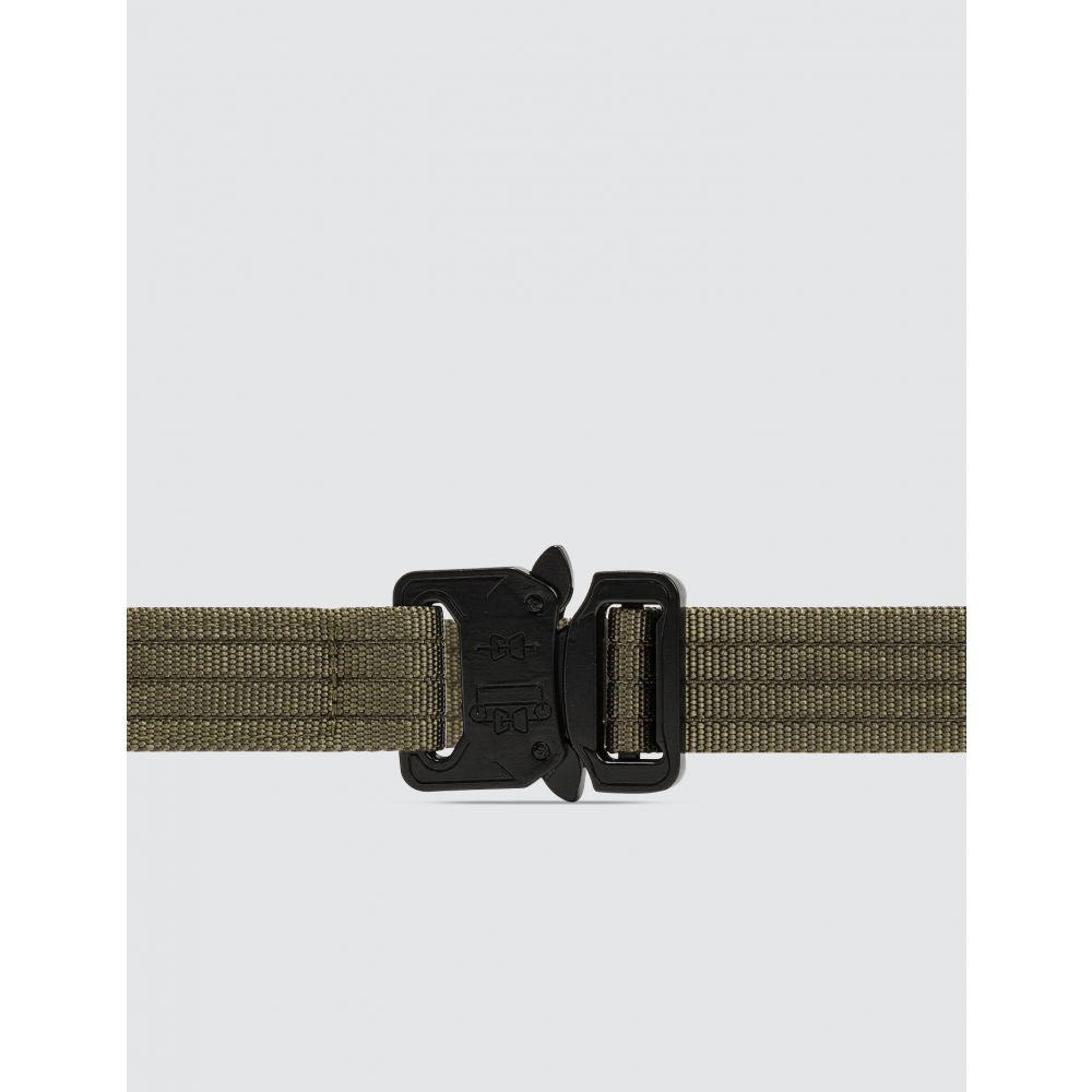ユニフォームエクスペリメント uniform experiment メンズ ベルト 【Uen Duty Belt】Khaki