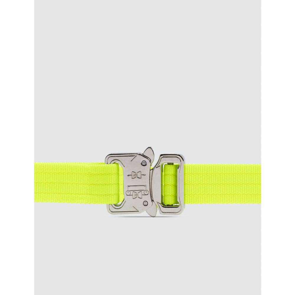 ユニフォームエクスペリメント uniform experiment メンズ ベルト 【Uen Duty Belt】Green