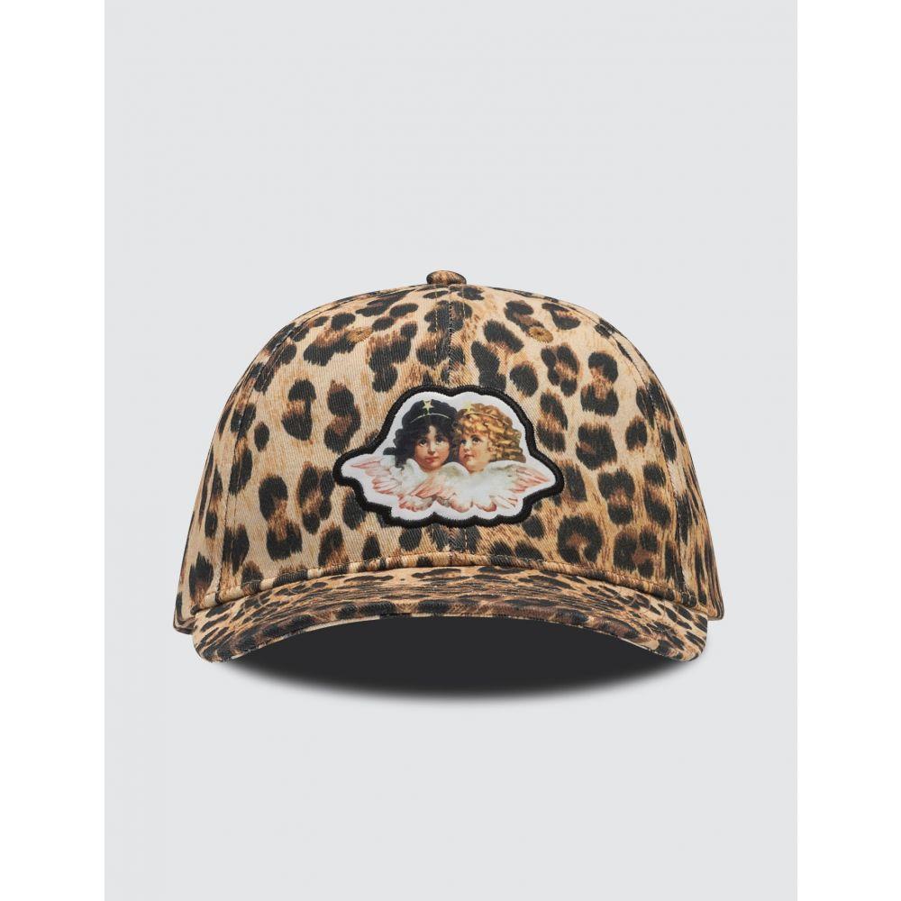 フィオルッチ Fiorucci レディース キャップ 帽子【Leopard Print Angel Cap】Leopard