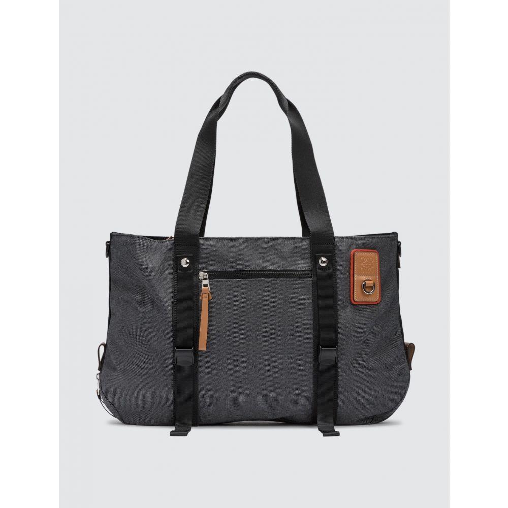 ロエベ Loewe メンズ トートバッグ バッグ【ELN Tote Bag】Black