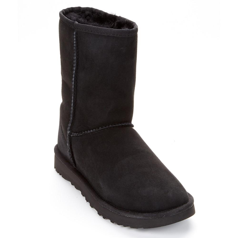 アグ レディース シューズ・靴 ブーツ【UGG Classic Short Boots II】Black