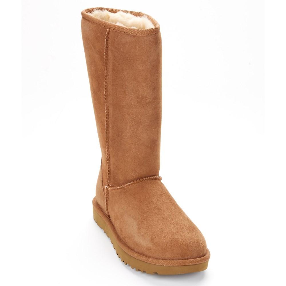 アグ レディース シューズ・靴 ブーツ【UGG Classic Tall Boots II】Chestnut