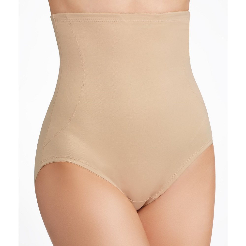 ティーシーファインインティメイツ レディース インナー・下着【TC Fine Intimates Back Magic Extra-Firm Control High-Waist Brief】Nude