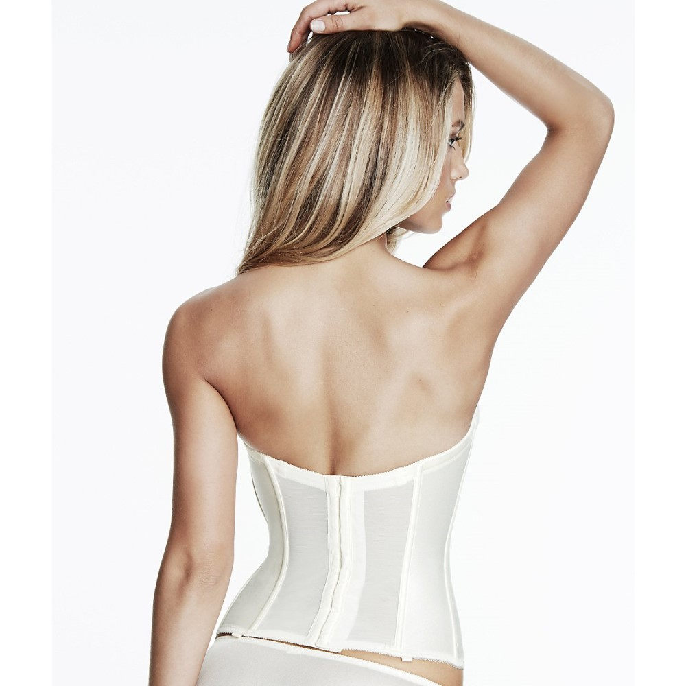 ドミニク レディース インナー・下着【Dominique Juliette Strapless Longline Corset】Ivory