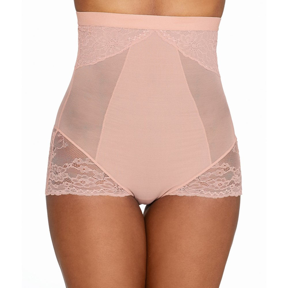 スパンクス レディース インナー・下着【SPANX Lace Collection High-Waist Brief】Vintage Rose