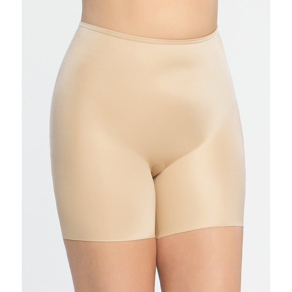 スパンクス レディース インナー・下着【SPANX Plus Size Power Conceal-Her Medium Control Mid-Thigh Shaper】Natural Glam