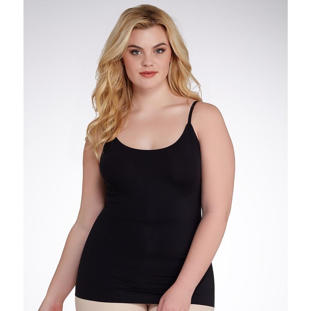 スパンクス レディース インナー・下着 スリップ・キャミソール【SPANX Plus Size Trust Your Thinstincts Convertible Camisole】Very Black