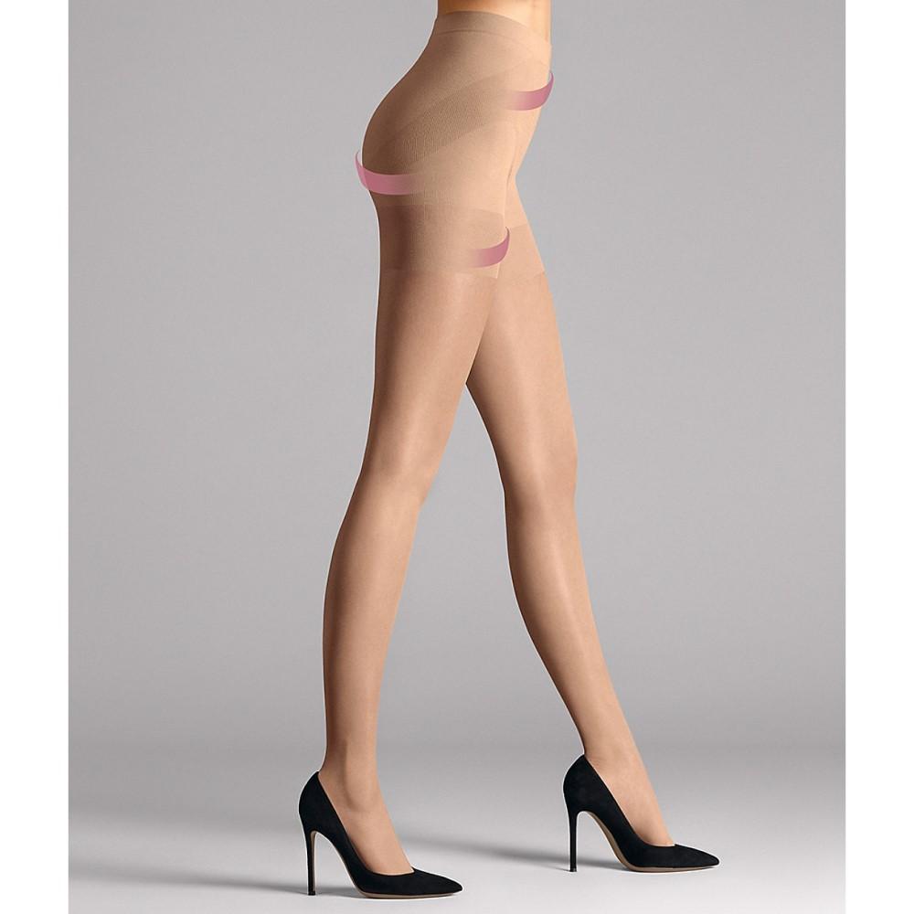 ウォルフォード レディース インナー・下着 タイツ・ストッキング【Wolford Synergy 20 Denier Push-Up Control Top Pantyhose】Cosmetic