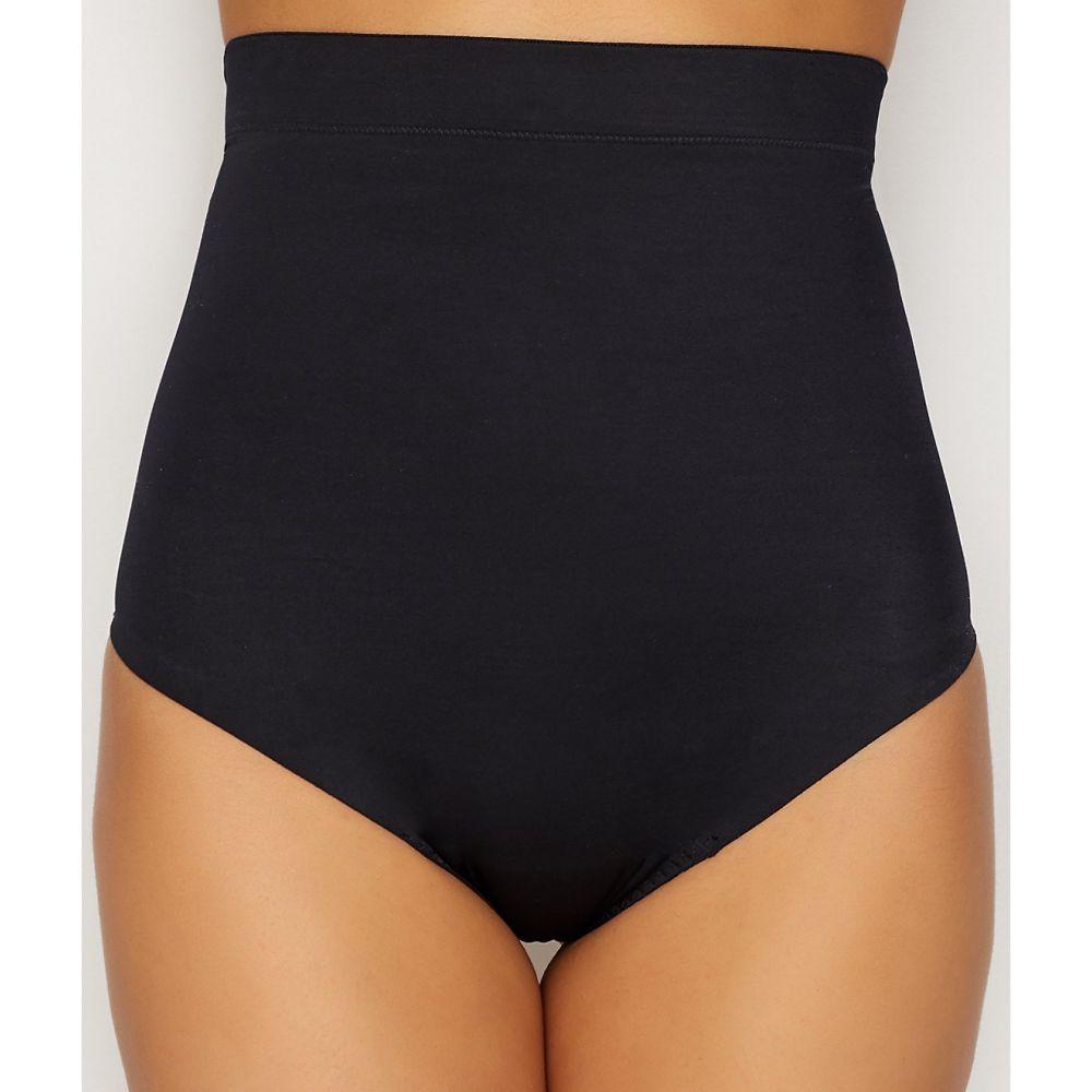 スパンクス SPANX レディース インナー・下着【Suit Your Fancy High-Waist Shaping Thong】Very Black